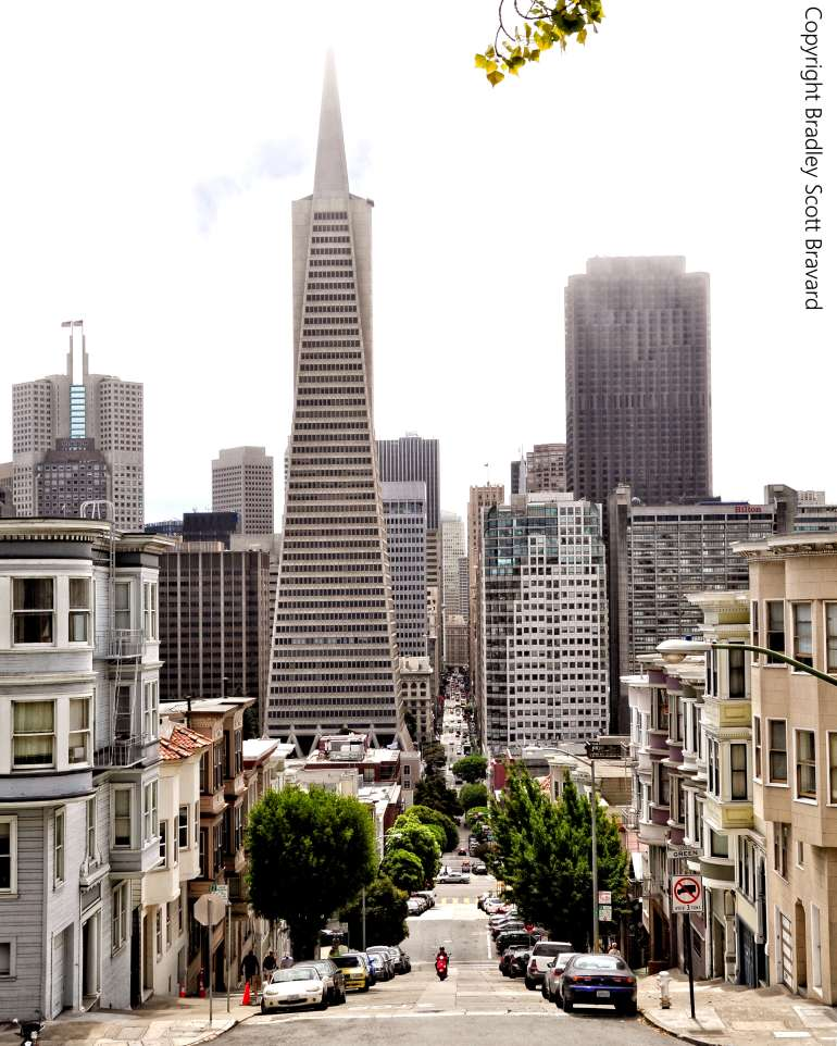 Montgomery Street, San Francisco, California
