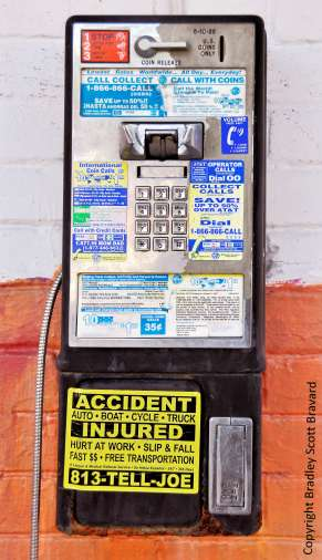 Pay telephone