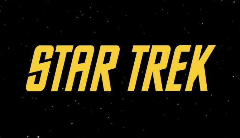 Title screen from Star Trek The Original Series